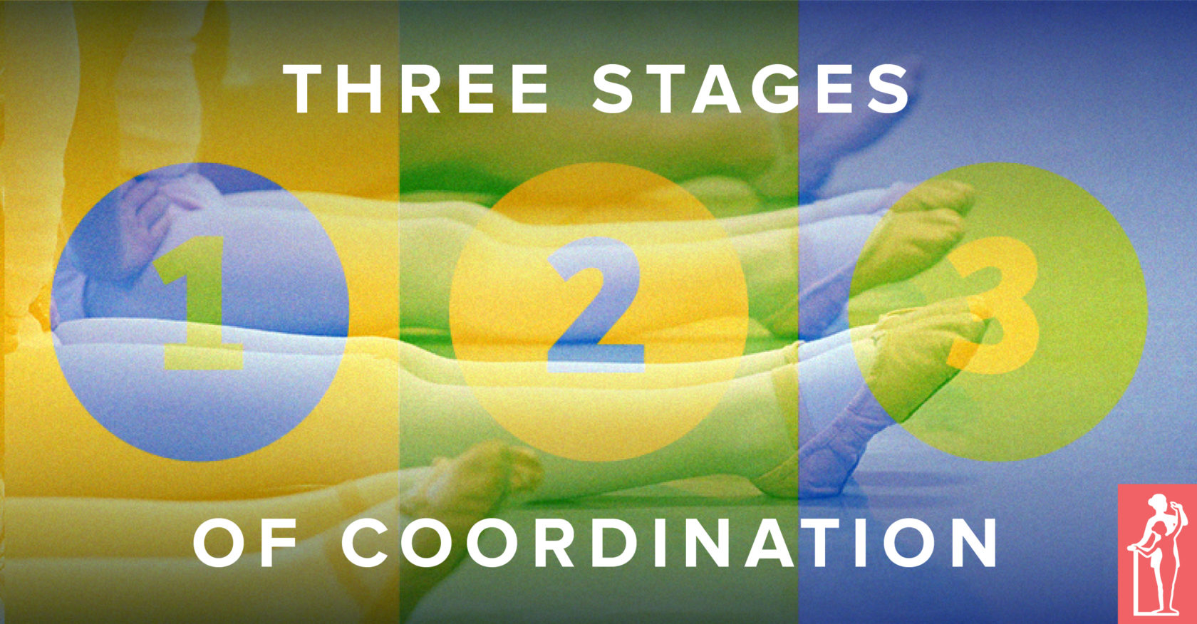 The 3 Stages of Coordination