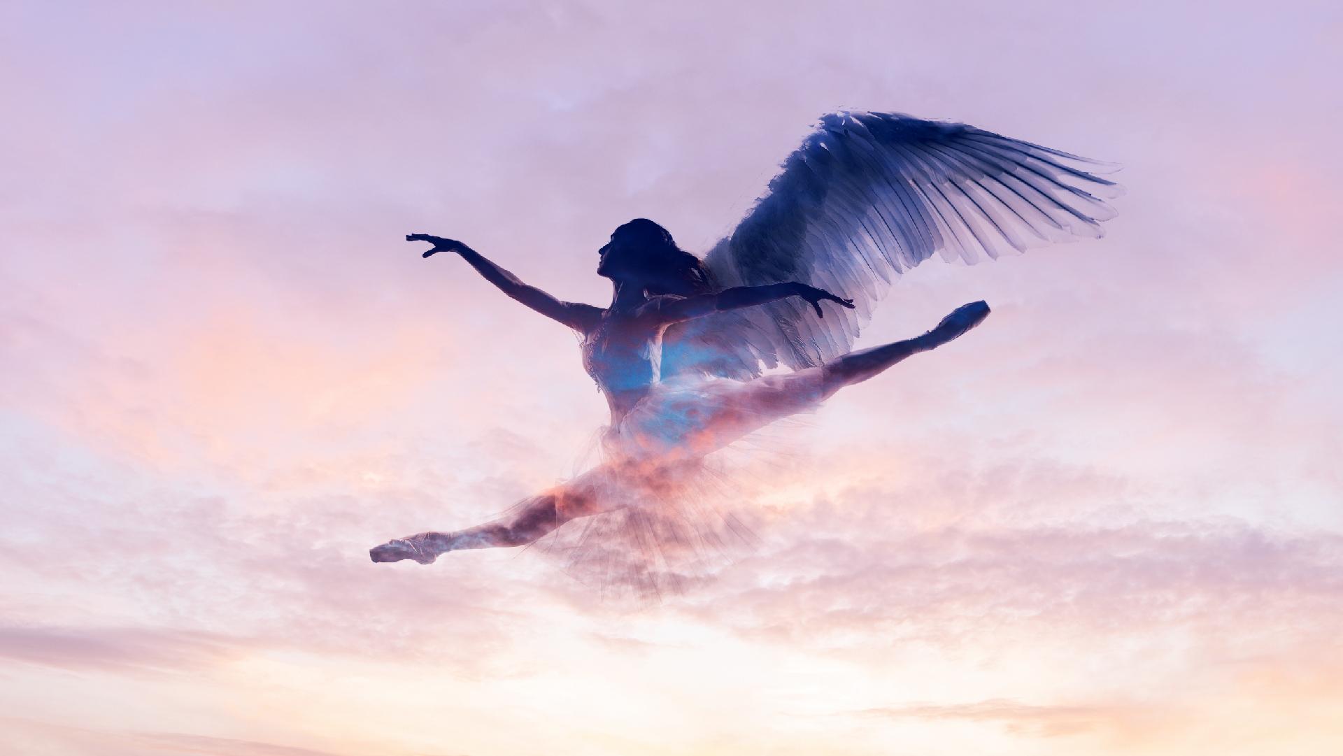 Create the Illusion of Flight in Ballet